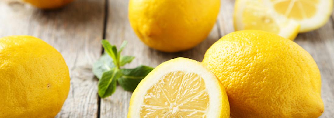 de kracht van citroen olie